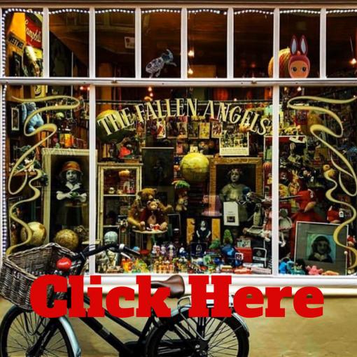 Charlie's favorite shops