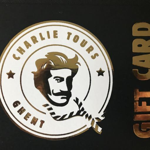 TOUR GHENT GIFT CARD GIDS GENT