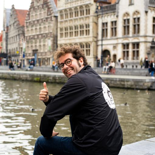 BEST GUIDE IN GHENT