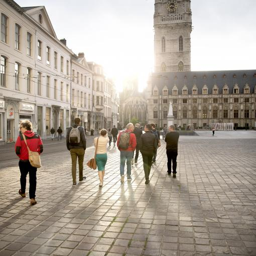 HIGHLIGHTS OF GHENT TOUR