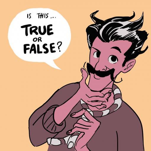 TRUE OR FALSE TOUR
